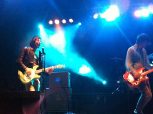 The Cribs live @ Spazio211