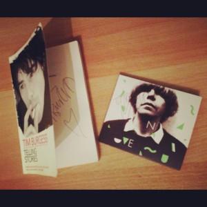 Libro e CD Autografati