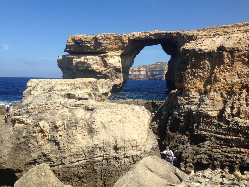 The Azure Window, Gozo Island, Malta