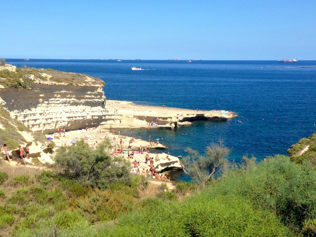 St Peter's Pool, Malta and Gozo