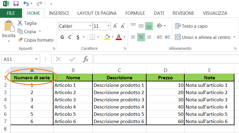Word Excel VBA - modificata cella Excel