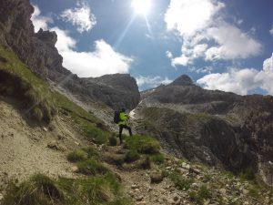 Palaronda Soft Trek - Giorno 1: da San Martino al Rifugio Rosetta-Pedrotti
