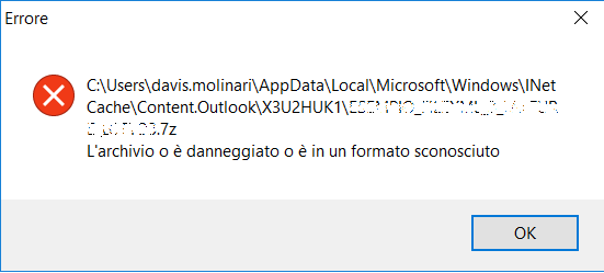 Azure Logic App: attachment file format error