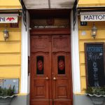 Hotel La Fenice Praga Ingresso