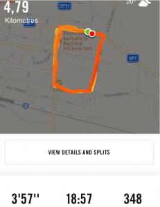 StraTrino 2017 - GPS Nike Running Club