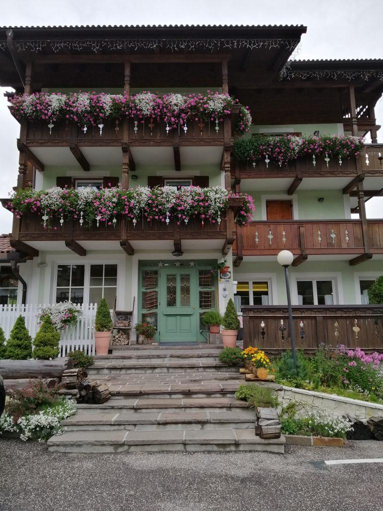 Hotel Sassleng Alba di Canazei