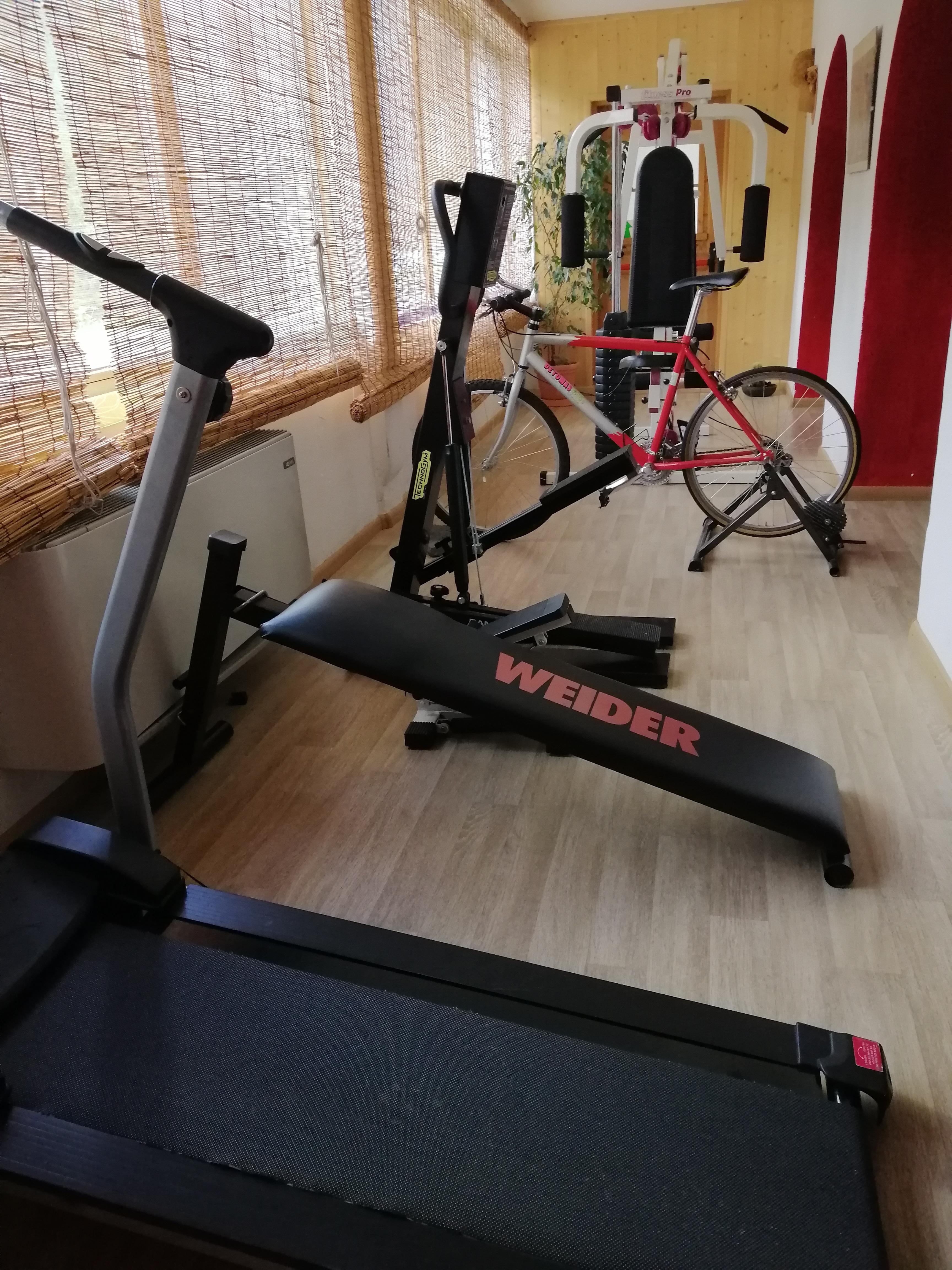 Hotel Sassleng palestra fitness